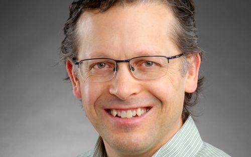 Portrait of Mark Hatley