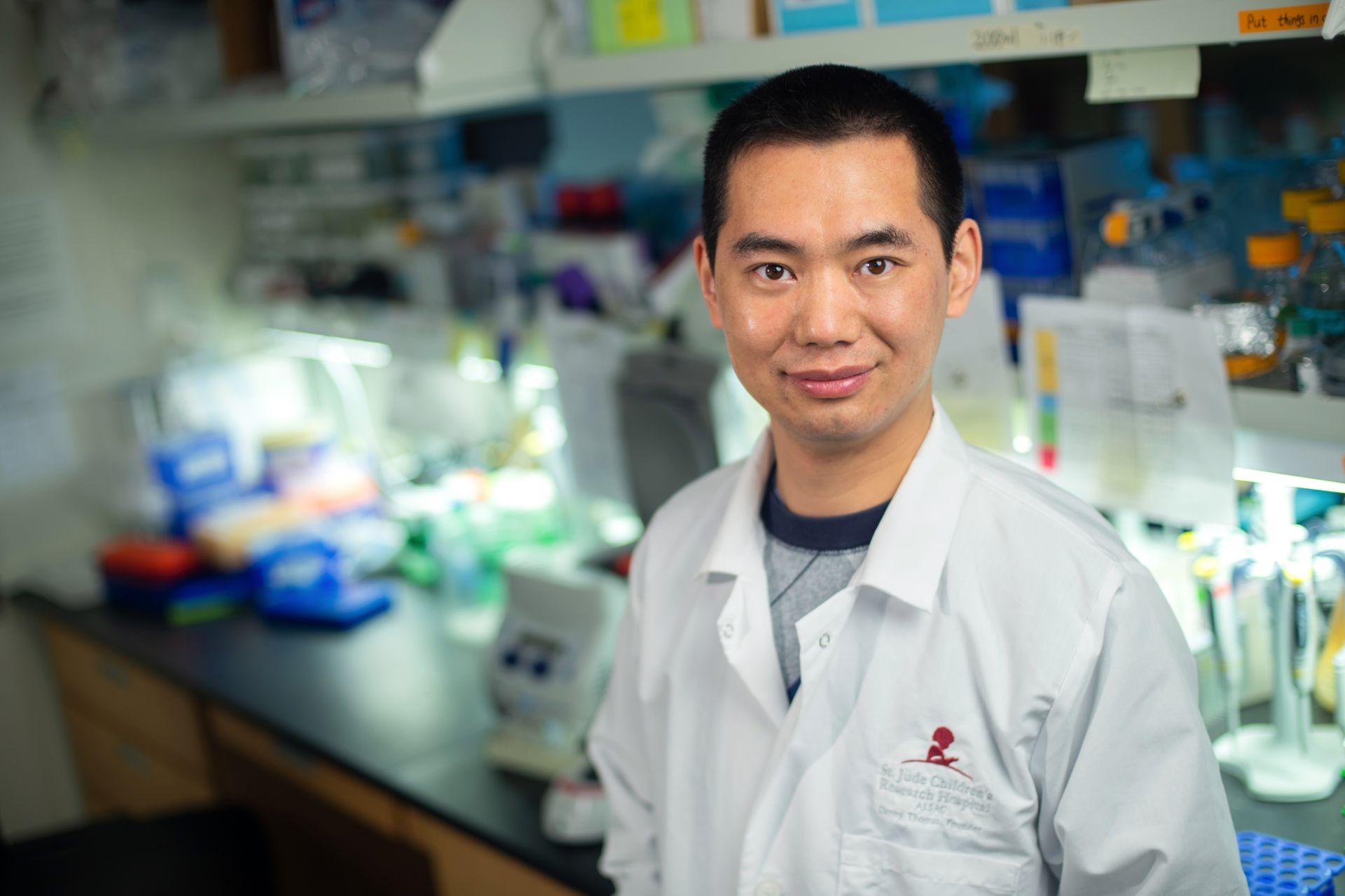 Minghong He, PhD