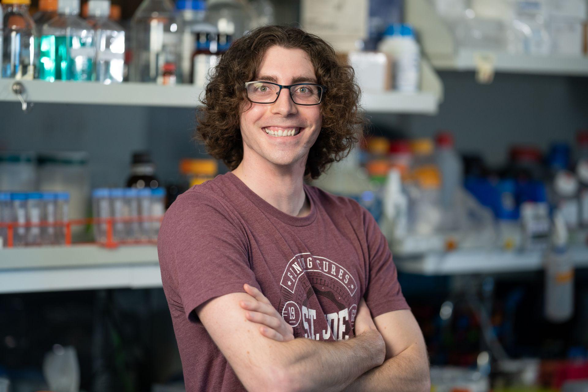 Andrew Huber, PhD