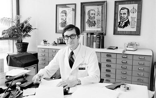 Walter Hughes, MD