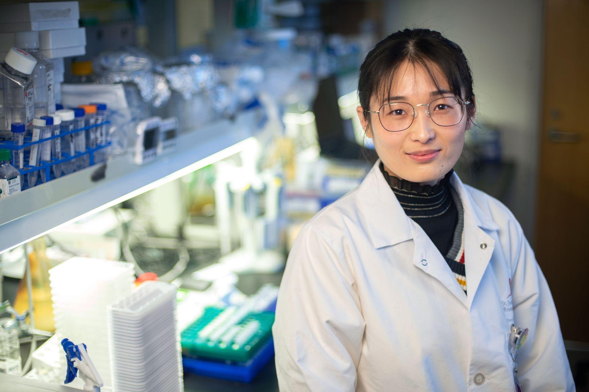 Menglin Jiang, MS