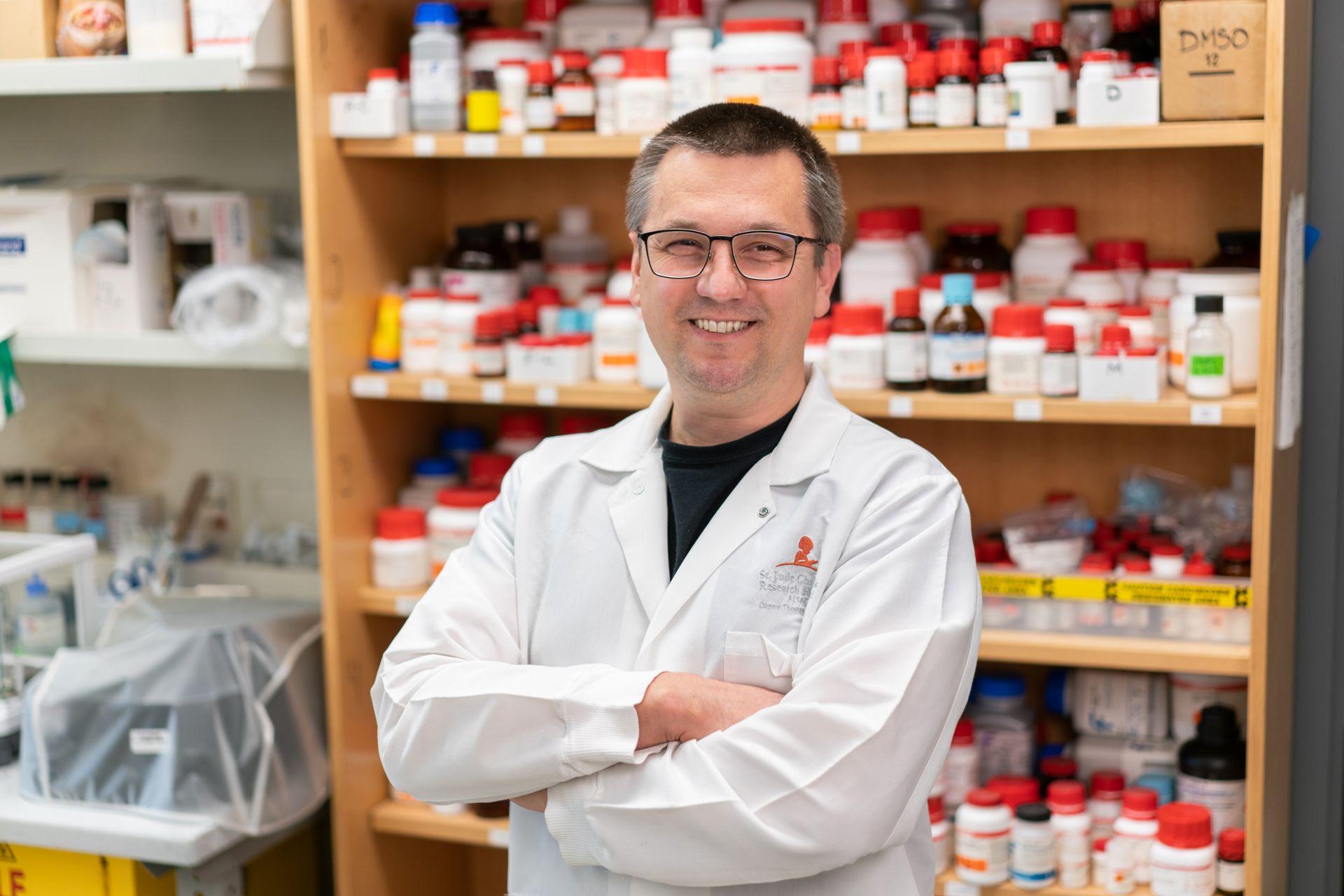 Marcin Kaminski, PhD