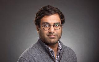 Portrait of Rahul Kumar