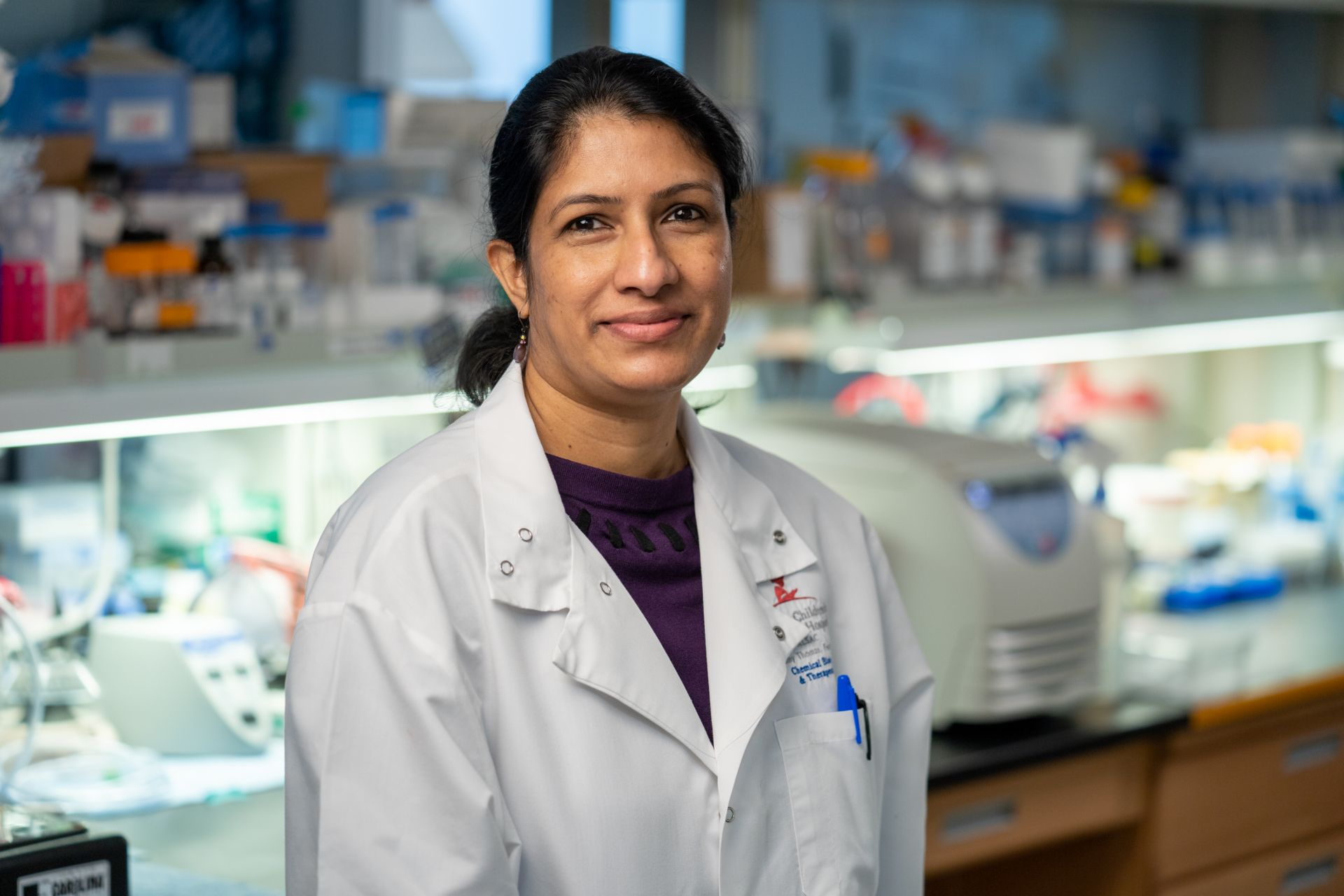 Teneema Kuriakose, DVM, PhD