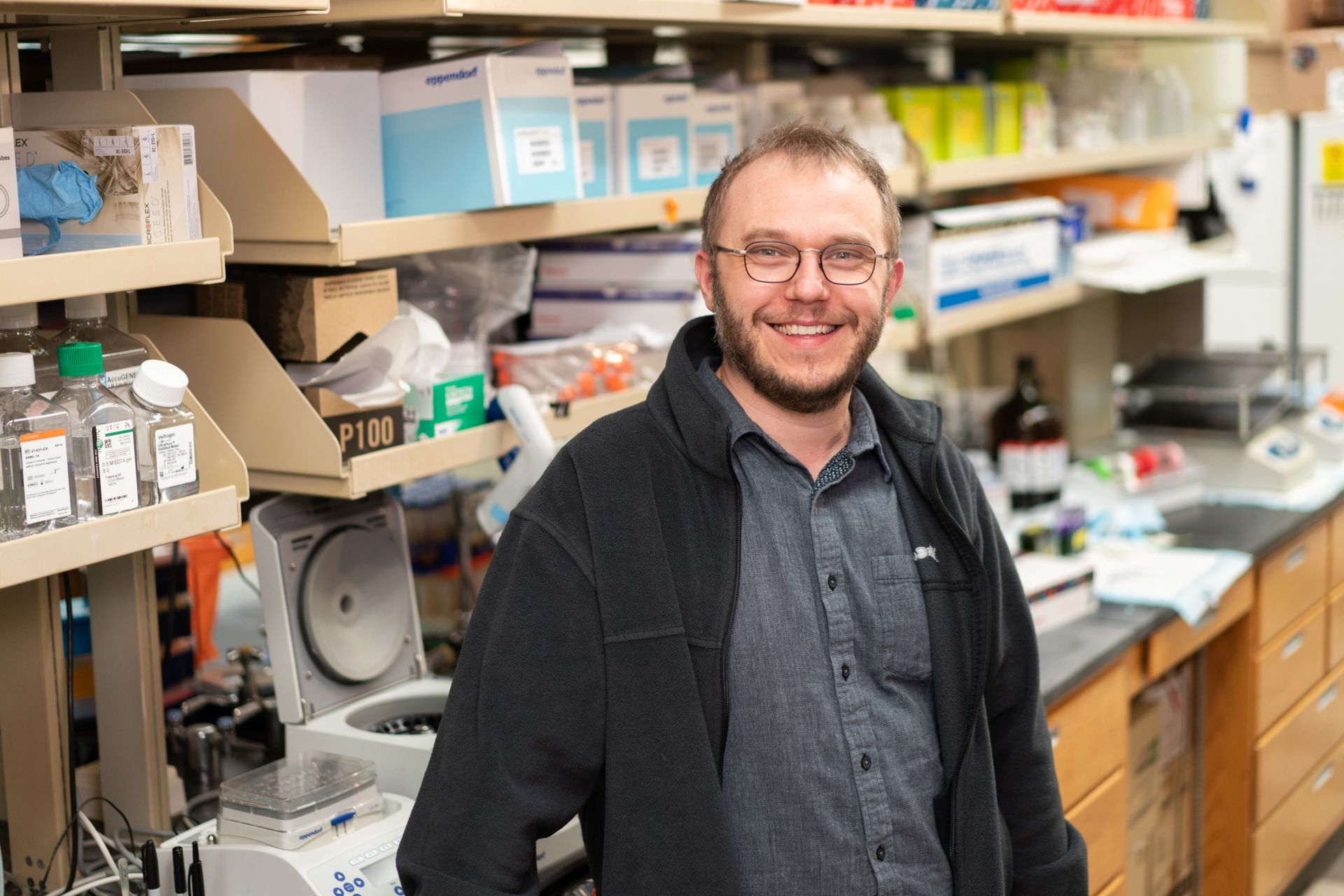 Christophe Lechauve, PhD