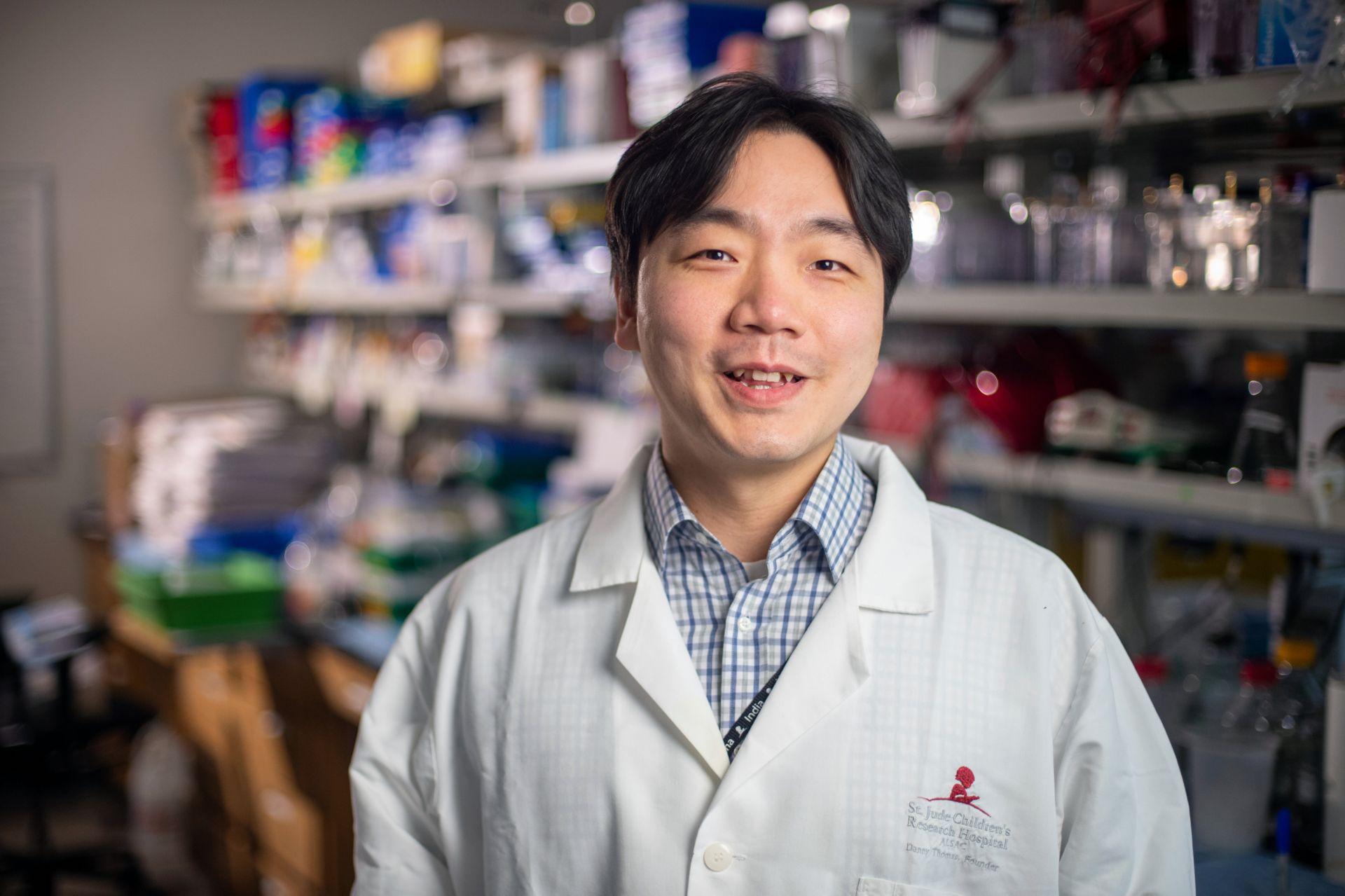 Dong Geun Lee, PhD