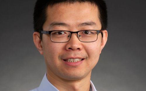 Portrait of Chunliang Li