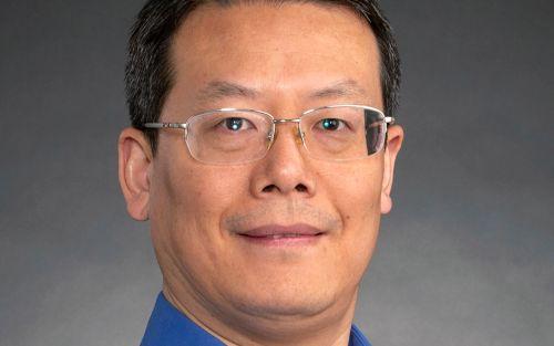 Portrait of Xiaotu Ma