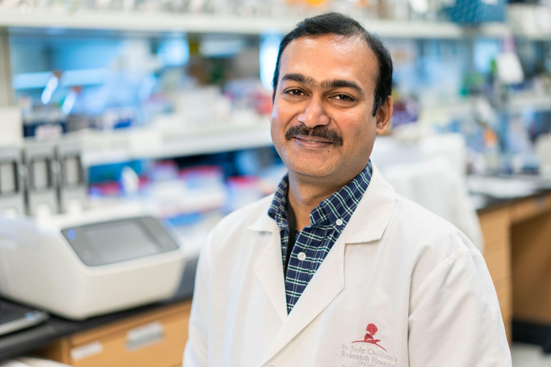 R.K. Subbarao Malireddi, PhD