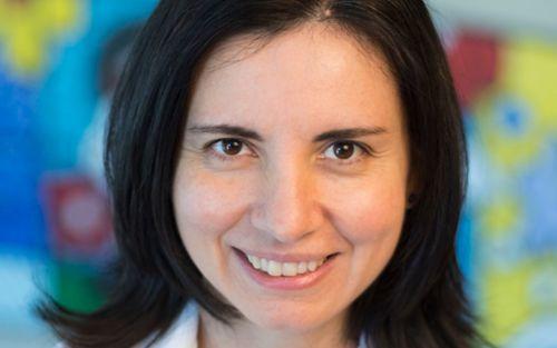 Portrait of Gabriela M. Marón Alfaro, MD