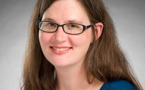 Portrait of Shannon McKinney-Freeman
