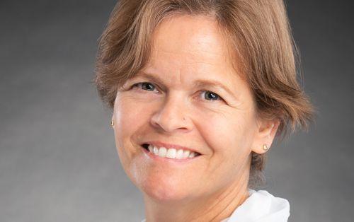 Portrait of Monika Metzger