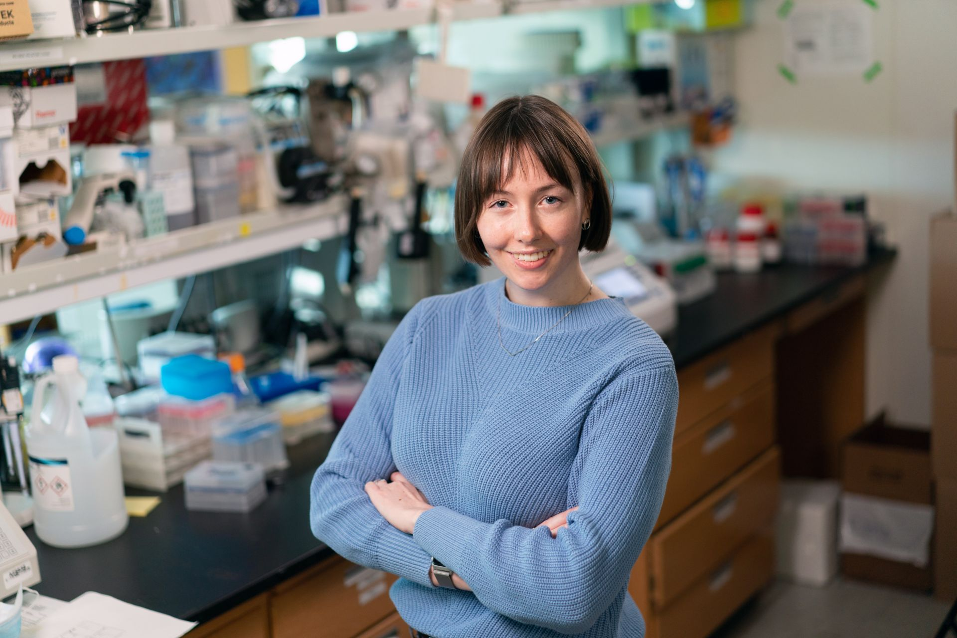 Anastasia Minervina, PhD