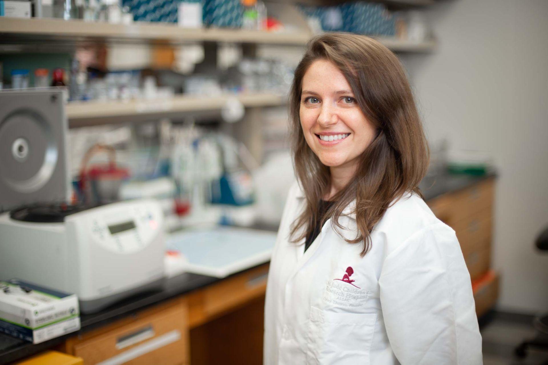 Lindsey Montefiori, PhD