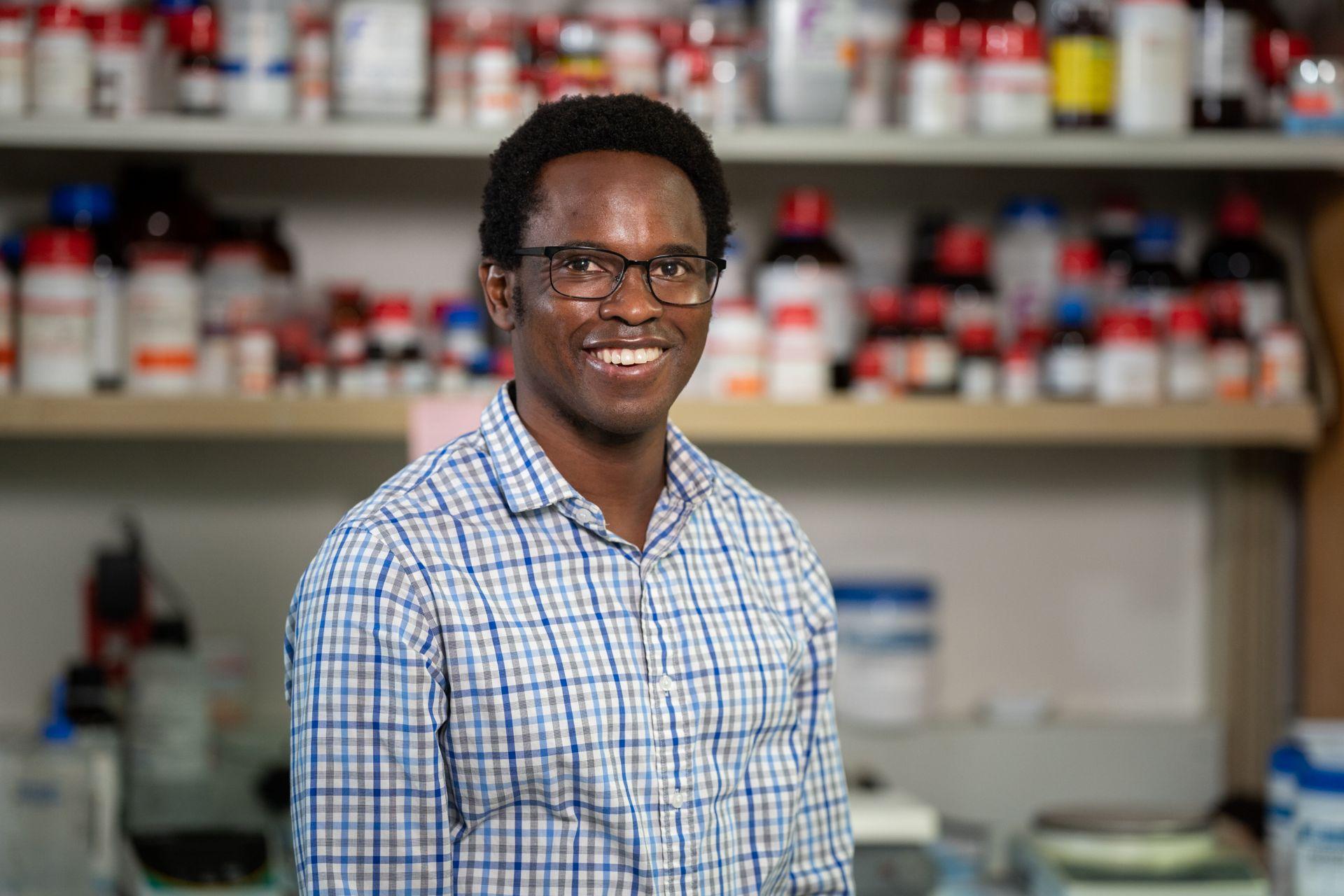 Tresor Mukiza, PhD
