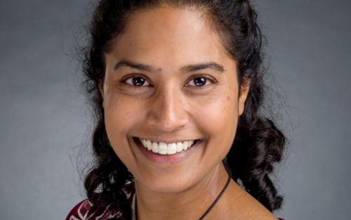 Portrait of Sheena Mukkada