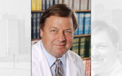 St. Jude mourns the death of Arthur W. Nienhuis, MD