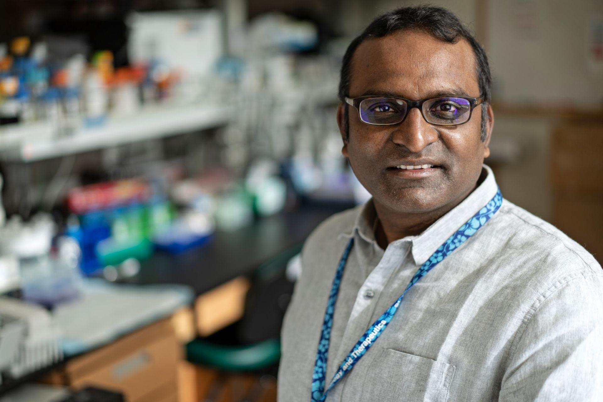 Stanley Nithianantham, PhD