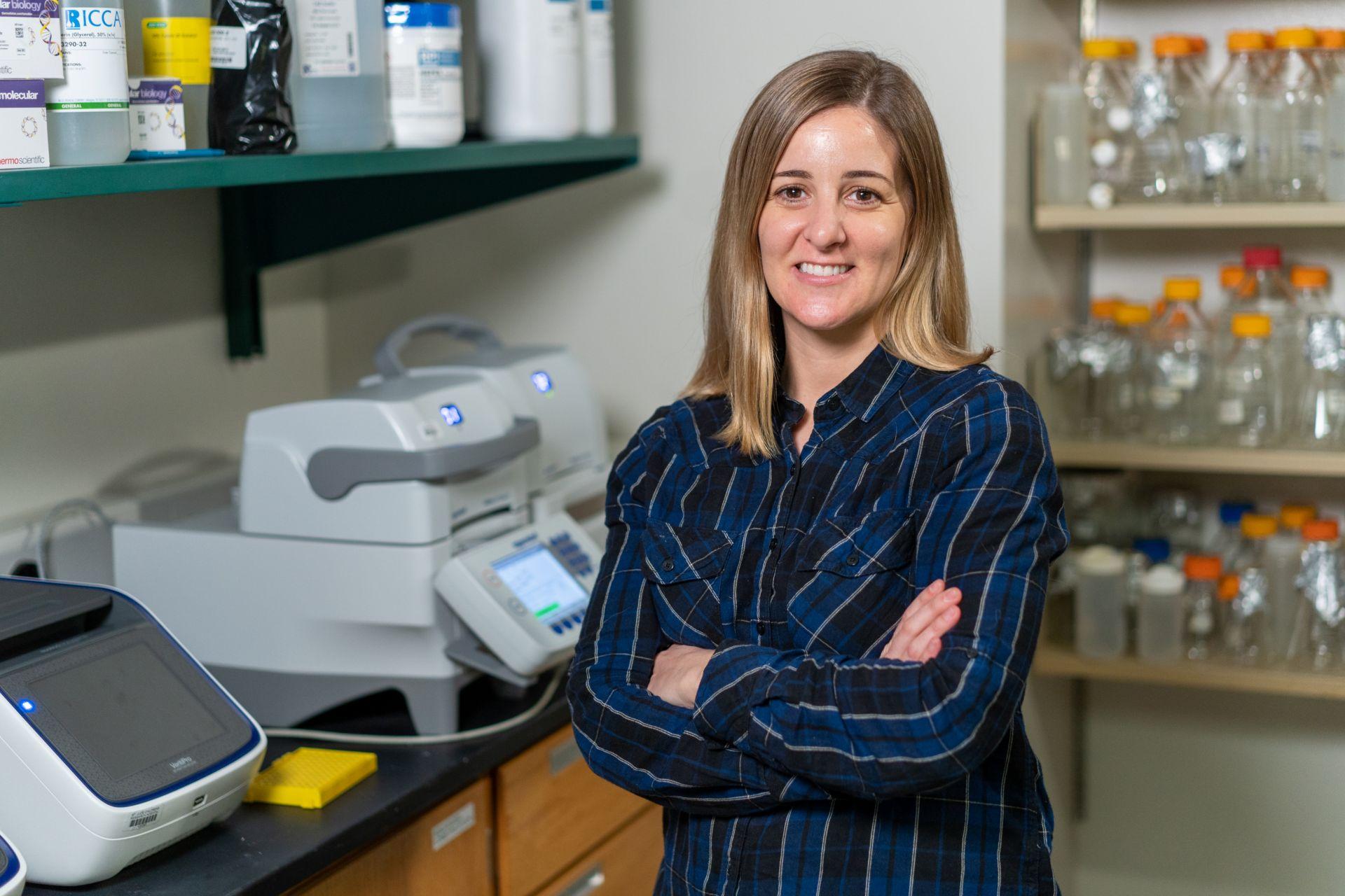 Maria Lillo Osuna, PhD