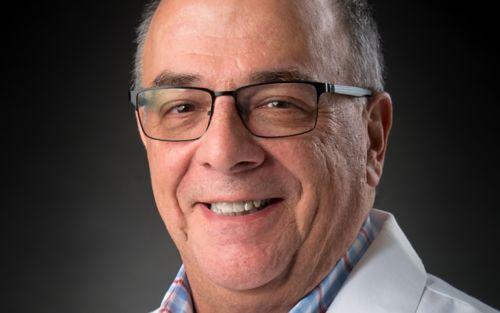 Portrait of Alberto Pappo