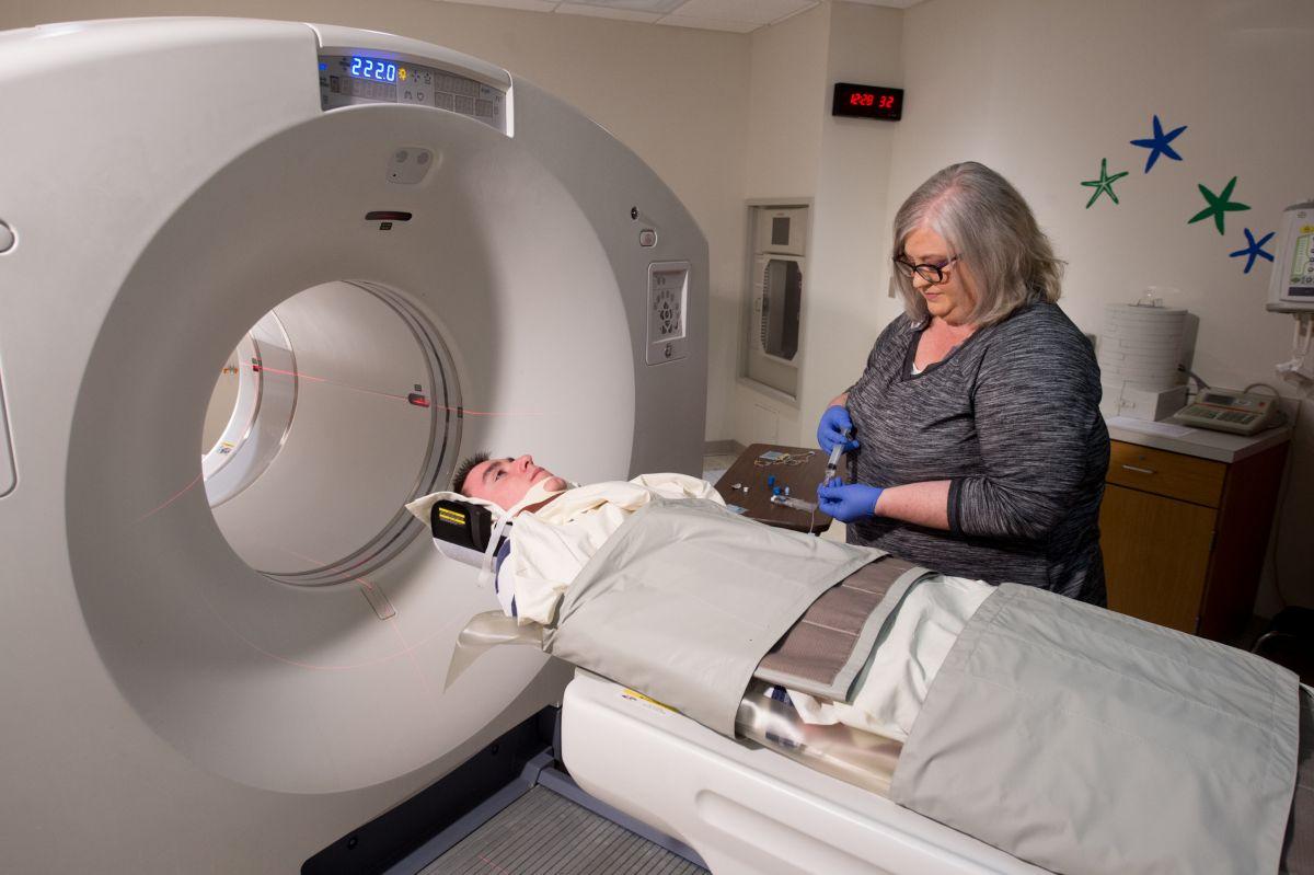 Positron Emission Tomography Pet For Childhood Cancer