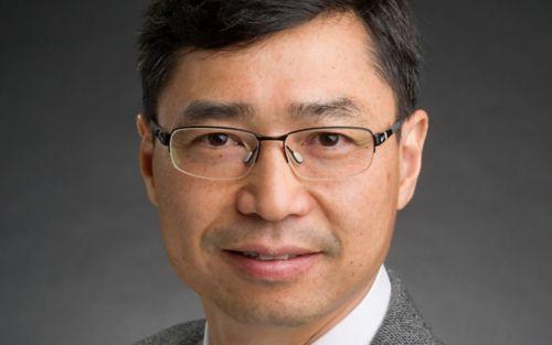 Portrait of Junmin Peng