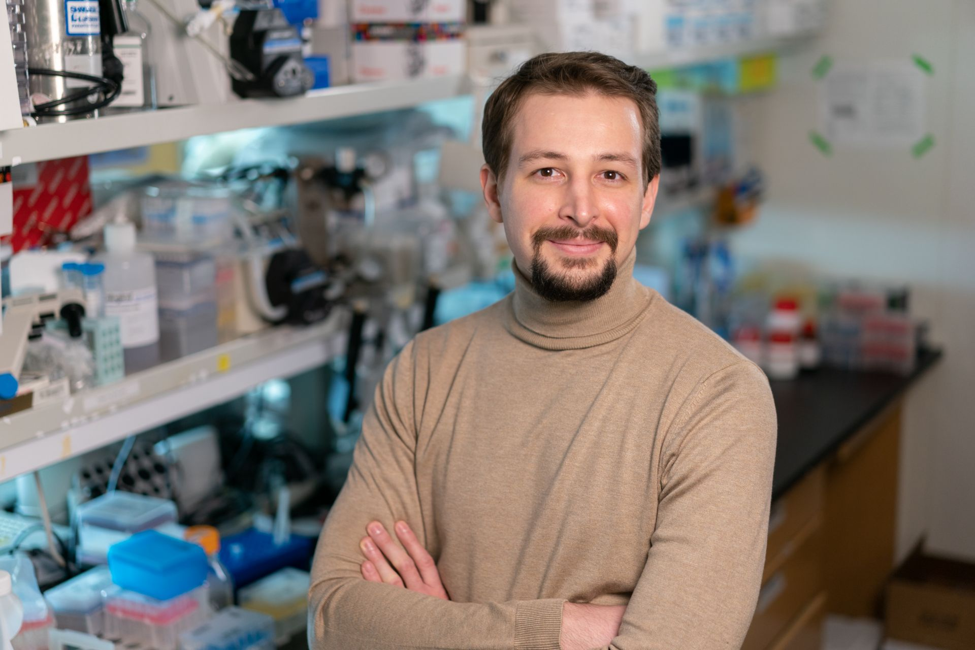 Mikhail Pogorelyy, PhD