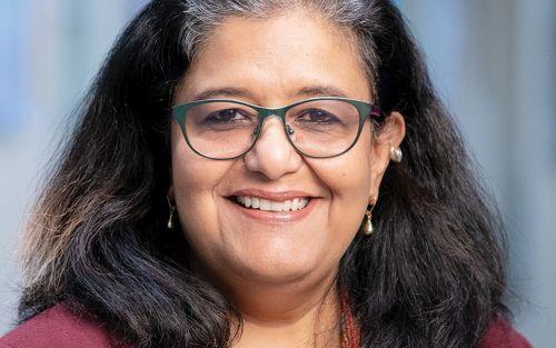 Portrait of Shaloo Puri