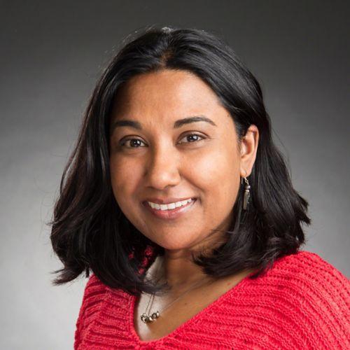 Portrait of Evadnie Rampersaud, PhD