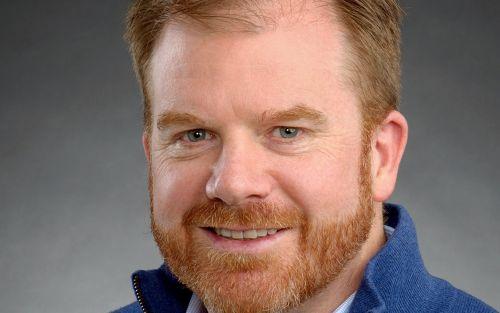 Portrait of Giles Robinson