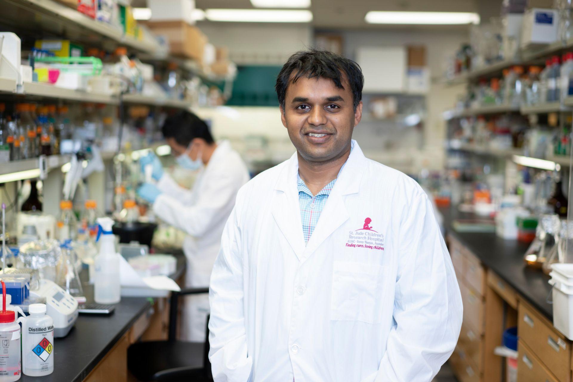 Tamjeed Saleh, PhD