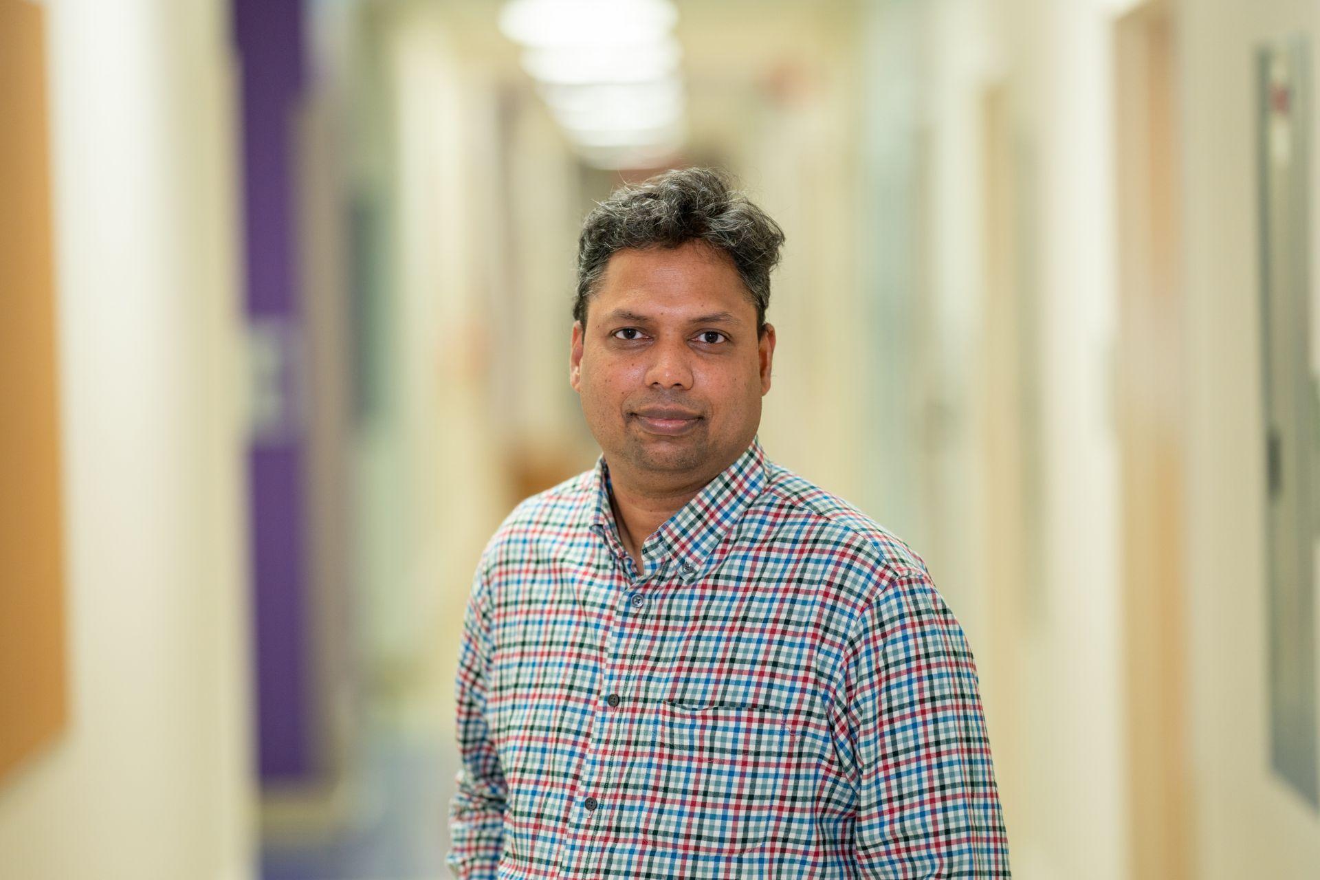 Balaji Santhanam, PhD
