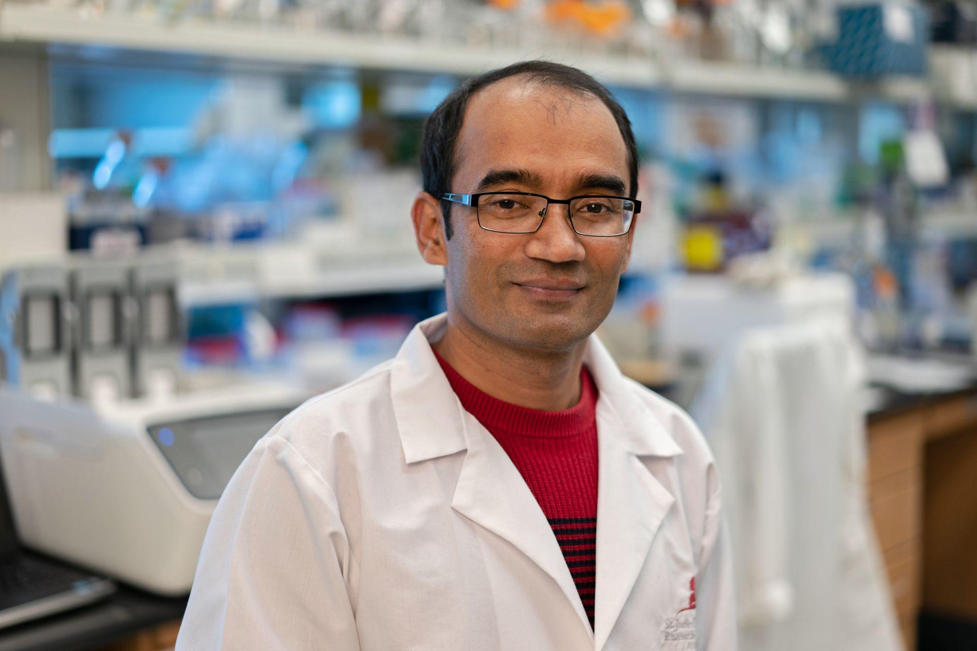 Bhesh Raj Sharma, PhD