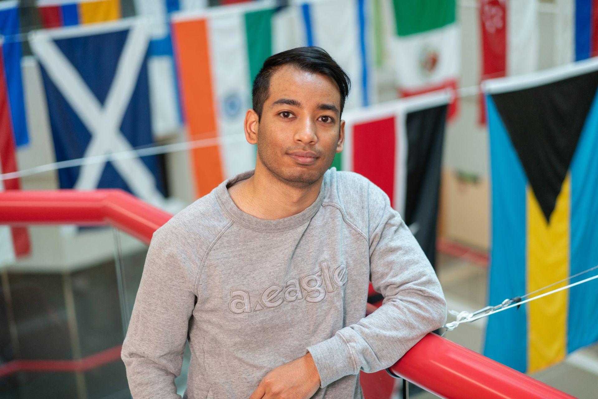 Dewan Shrestha