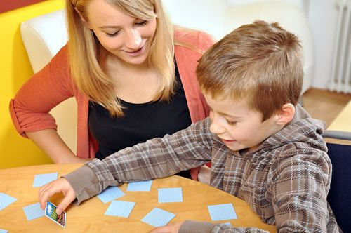 Some patients might have more trouble with memory while another might struggle with focus. Find fun ways to work on skills and exercise the mind through games, puzzles, and activities.