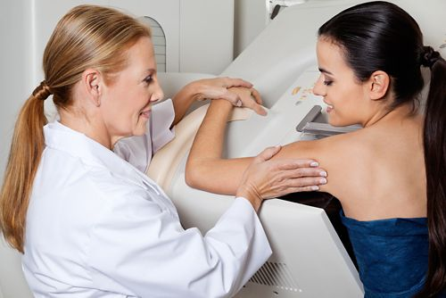 Information gained from a mammogram is very important.