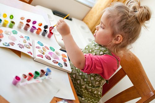 Fine motor skills are movements that use small muscles, like those in the hands and fingers.