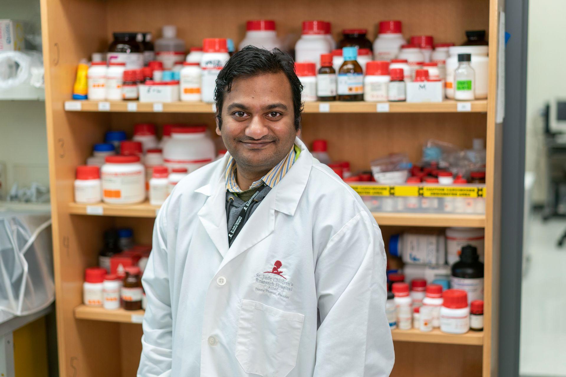 Shyam Sirasanagandia, PhD