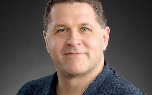 Portrait of David J. Solecki, PhD