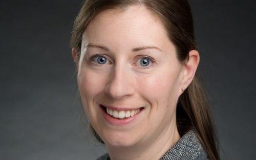 Portrait of Aimee C. Talleur, MD