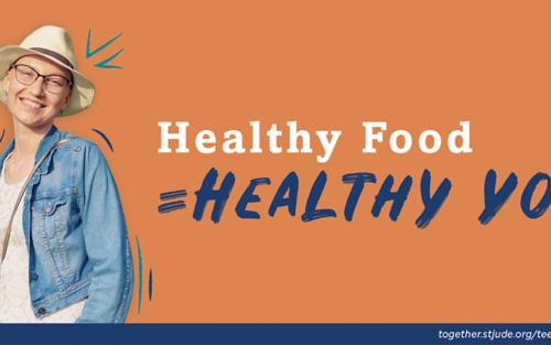 Healthy Food = Healthy You