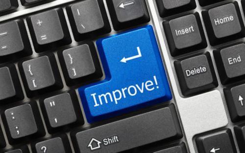 Keyboard Improve Button