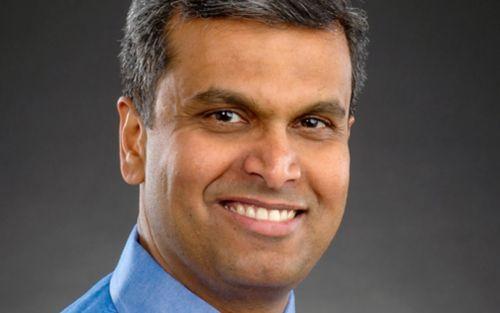 Portrait of Santhosh Upadhyaya, MD
