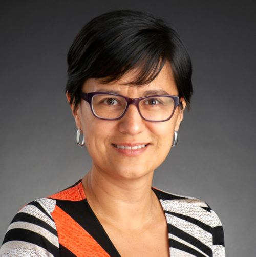 Portrait of Thelma Velasquez Herrera
