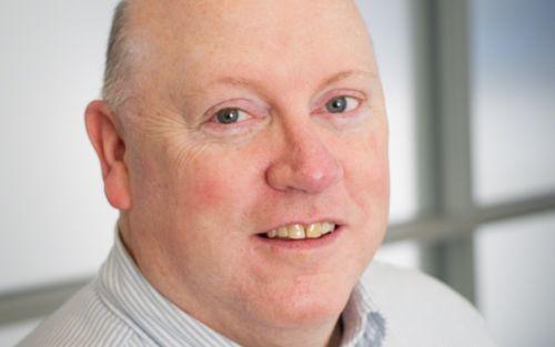 Portrait of Brian Walton