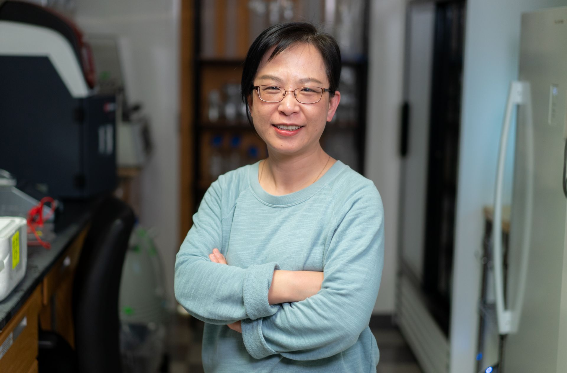 Yingdi Wang, PhD