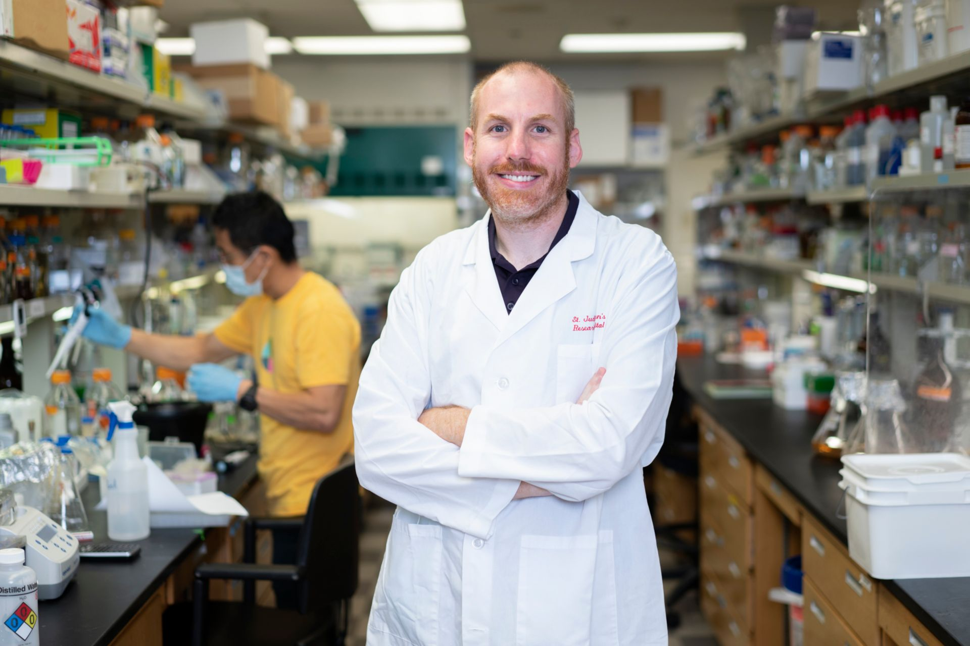 Eric Warren, PhD