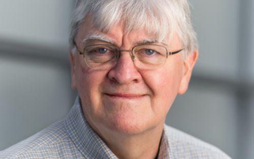 Portrait of Stephen White, DPhil