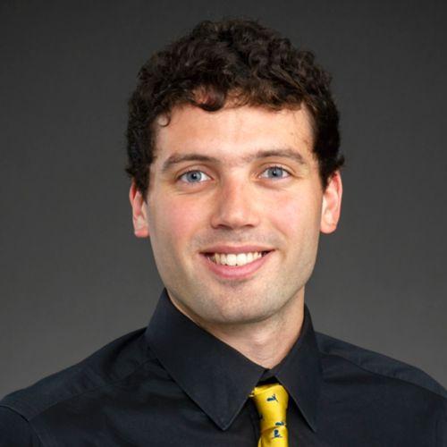 Portrait of Stephen Winston