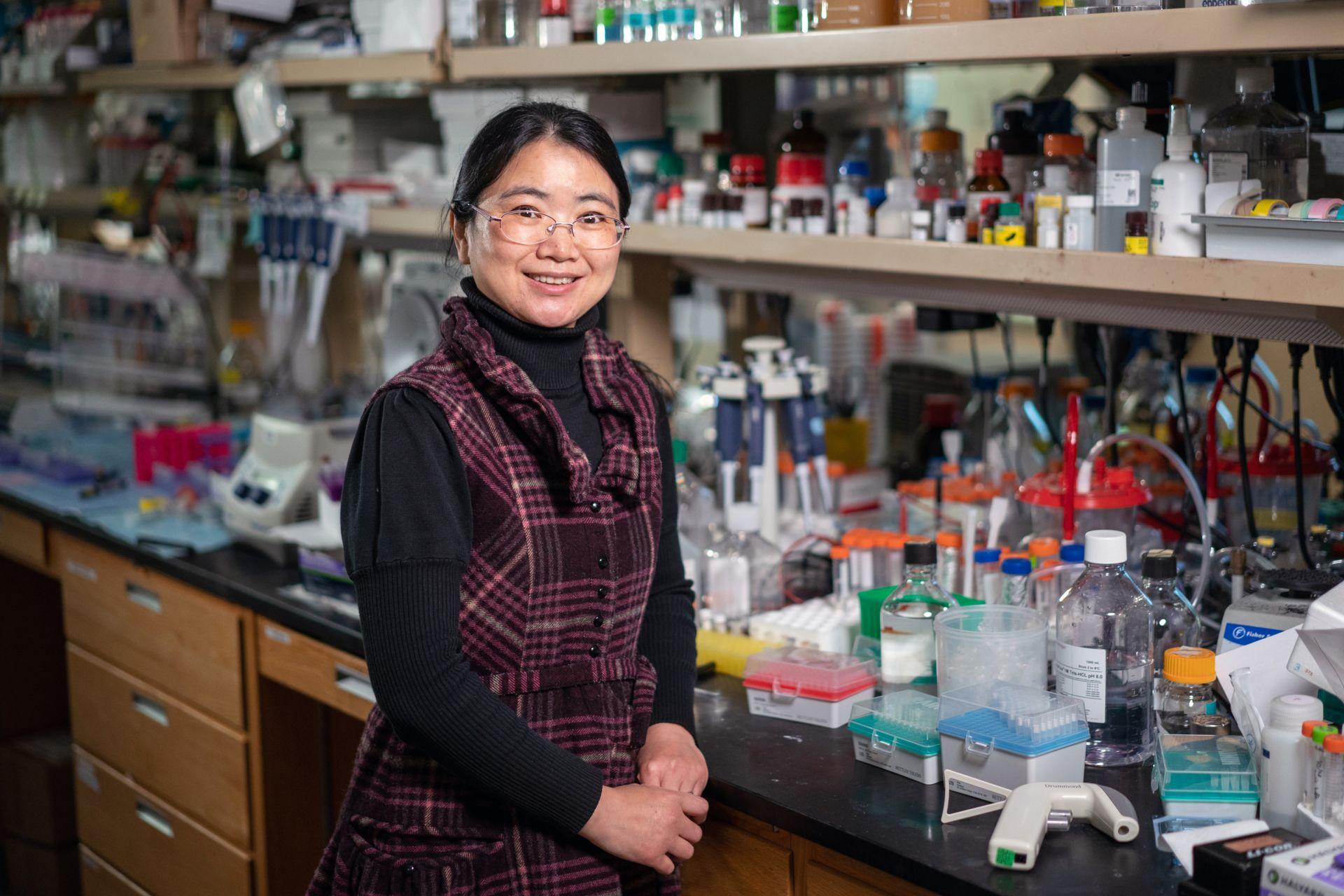 Fen Yang, PhD